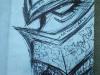 Beaded Ninja